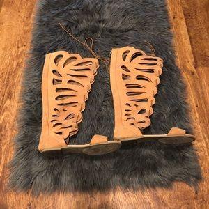 Torrid Wise Calf Gladiator Sandals